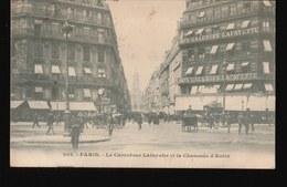 LOT609.....SELECTION 5 CPA PARIS - Postcards