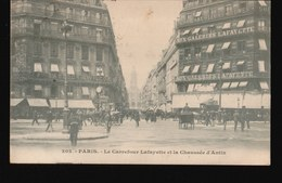 LOT609.....SELECTION 5 CPA PARIS - Ansichtskarten