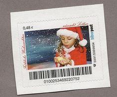 """BRD - Privatpost Biberpost / """"Frohe Weihnachten"""" - [7] Federal Republic"""