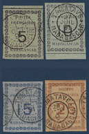 France Colonies Madagascar N° 8, 9 , 10 & 11 Oblitérés Tres Beaux - Madagascar (1889-1960)