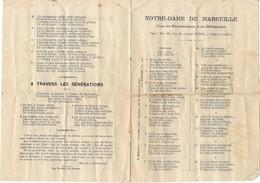 4046 - Notre Dame De Marceille 1904 Limoux Aude - Documents Historiques