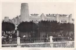 "33 - ANDERNOS Les BAINS - Etablissement "" LE MIAMI "" - CPSM Photo Noir Blanc Format CPA - Gironde - Andernos-les-Bains"