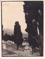 JATIVA 1935 Espagne Photo Amateur Format Environ 5,5 Cm X 7,5 Cm - Lugares