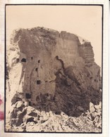 CUEVAS DEL ALMANZORA FALAISE De GARGARIN 1935 Espagne Photo Amateur Format Environ 5,5 Cm X 7,5 Cm - Lugares