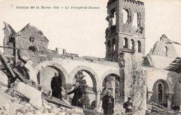 Le Prieuré De Binson - Bataille De La Marne 1918 - Other Municipalities