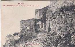 F46-025 CAPDENAC LE HAUT - LES REMPARTS ET LES PORTES - Autres Communes