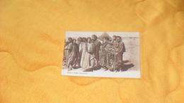 CARTE POSTALE ANCIENNE NON CIRCULEE DATE ?.. / MAURES A M'BOUT MAURITANIE.. - Mauritanie