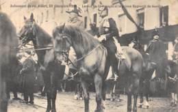 Avênement Du Roi Albert, 23 Décembre 1909 - Le Duc De Connaught Et Le Prince Ruprecht De Bavière - Familles Royales