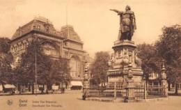 GENT - Standbeeld Van Artevelde - Gent