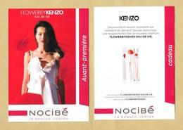 Carte Promo Perfume Card * R/V - Modern (from 1961)