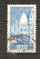 Líbano Yvert  103 (usado) (o) - Líbano