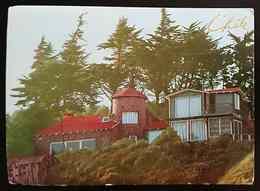 ISLA NEGRA, CHILE - Casa De Pablo Neruda  -  Vg - Chile