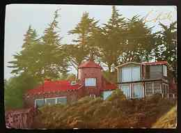 ISLA NEGRA, CHILE - Casa De Pablo Neruda  -  Vg - Cile