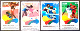1251  Baseball - Basketball - Boxing - 2018 - MNH - 3,25 - Basket-ball