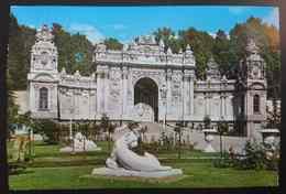 ISTANBUL Dolmabahce Saray Kapisi - Dolmabahce Portal - Turkey -     Vg - Turchia