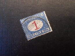 Mi 12 - 2L - Portomarken - 1874 - Mi 10,00 € - Super Stempel - Portomarken