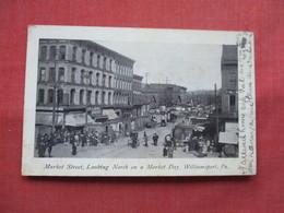 Market Street   Williamsport - Pennsylvania      Ref 3494 - United States