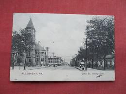 Ohio Street  Alleghney  Pennsylvania      Ref 3494 - United States