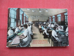 Making Postage Stamps Bureau Of Engraving & Printing Washington DC  Ref 3495 - Stamps (pictures)