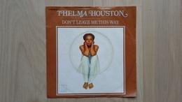 Thelma Houston - Don't Leave Me This Way - Vinyl-Single - Disco, Pop