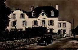35-SAINTE MARINE...HOTEL DU VIVIER....CPSM PETIT FORMAT ANIMEE - France
