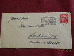 Lettre De 1939 De Heidelberg - Allemagne
