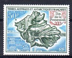 TAAF - YT PA N° 23 - Neuf ** - MNH - Cote: 31,00 € - Poste Aérienne