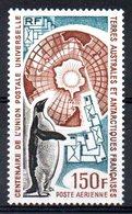 TAAF - YT PA N° 37 - Neufs ** - MNH - Cote: 10,00 € - Poste Aérienne