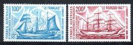 TAAF - YT PA N° 38-39 - Neufs ** - MNH - Cote: 21,00 € - Airmail