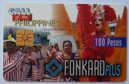 PHILIPPINES - Chip - Call Of The Philippines - Festivals - Used - Filippijnen