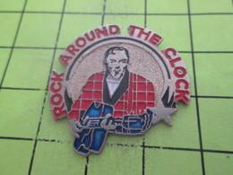 1515B Pin's Pins / Beau Et Rare : THEME : MUSIQUE / BILL HALEY ROCK AROUND THE CLOCK - Música