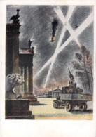 WWII WW2 Original Postcard Soviet URSS Patriotic Propaganda FREE STANDARD SHIPPING WORLDWIDE (4) - Russland