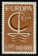 TIMBRE ANDORRE.FR - 1967 - NR 178 - NEUF - Nuevos