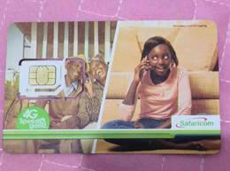 Kenya GSM(SIM) Card,unused - Kenia