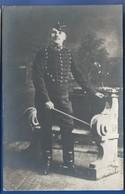 Carte Photo Soldat Belge - Guerre 1914-18