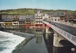 12 - Espalion - Le Pont Sur Le Lot - Espalion