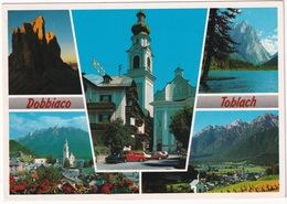 Dobbiaco - Toblach: AUTOBIANCHI A112, VW 1200 KÄFER/COX - Hotel - Val Pusteria - Alto Adige - (Italia) - Toerisme