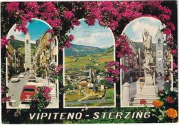 Vipiteno - Sterzing: VW 1600 TL, 1200 KÄFER/COX, FORD TAUNUS P7A, 17M P3, RENAULT 4 - (BZ, Italia) - Toerisme