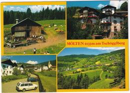 Mölten - Meltina : FIAT 127 PANORAMA '82, UNO - Am Tschögglberg 1133 M - (Alto Adige, Italia) - Toerisme