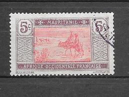 Timbres De 1922 - 26. N°39 Chez YT. (Voir Commentaires) - Mauritania (1906-1944)