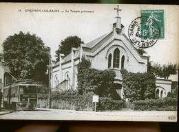 ENGHIEN LE TRAM - Enghien Les Bains