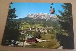 CORTINA  FUNIVIA    (6) - Cartoline