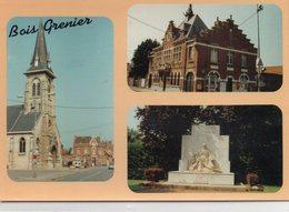 Bois-Grenier Belle Multi-vues L'Eglise Notre-Dame Des Sept Douleurs - Francia