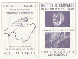 Mallorca - Grottes De Campanet - Visite Cette Merveille De Majorque - Publicidad