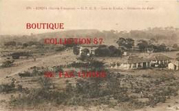 ☺♦♦ GUINEE - KINDIA - GARE Et BATIMENTS Du DEPOT < N° 678 Edition A. James - French Guinea