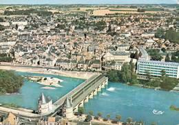 Chatellerault Vue Aerienne Le Pont Henri IV  CPM Ou CPSM - Chatellerault