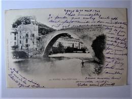 FRANCE - DRÔME - NYONS - Pont Du XIIIème Siècle - 1903 - Nyons
