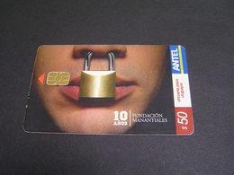 URUGUAY Phonecards. - Uruguay
