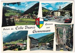 Colle Isarco - Gossensass: OPEL REKORD P1, A COUPÉ, OLYMPIA REKORD, KAPITÄN, CARaVAN, VW 1200, DKW JUNIOR,'ARAL' Service - Toerisme