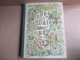 Vus Wald Und Flur - ALBUM DE CROMOS DE PLANTAS DE ALEMANIA - Livres, BD, Revues
